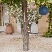 Hanging tree décor