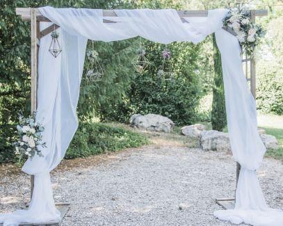 Ceremony arches