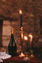 Candle holders & candle packages