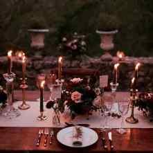 Exquisite tablescapes
