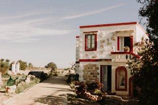 Italian farmhouses